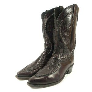 Dan Post Albany Bucklace Western Cowboy Boots